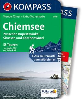 Chiemsee, Zwischen Rupertiwinkel, Simssee und Kampenwand