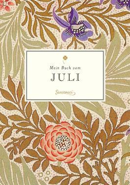 Mein Buch vom Juli