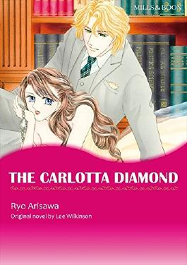 THE CARLOTTA DIAMOND (Mills & Boon comics)
