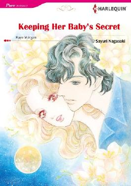 Keeping Her Baby's Secret (Harlequin comics)
