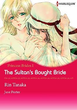 The Sultan's Bought Bride - Princess Brides 1 (Harlequin comics)