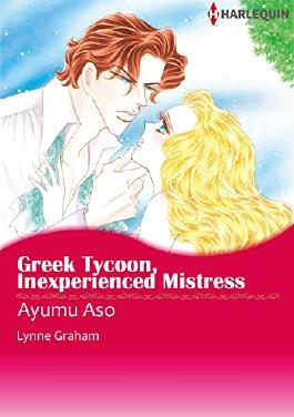 Greek Tycoon, Inexperienced Mistress (Harlequin comics)