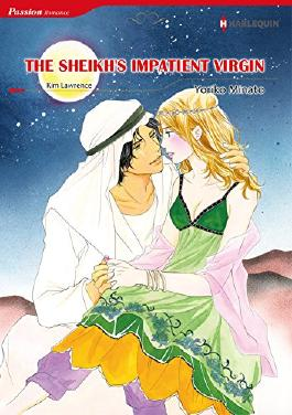 The Sheikh's Impatient Virgin (Harlequin comics)