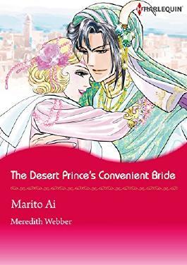The Desert Prince's Convenient Bride (Harlequin comics)