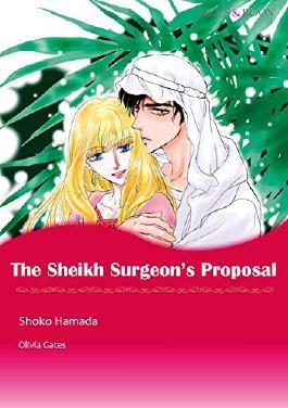THE SHEIKH SURGEON'S PROPOSAL (Mills & Boon comics)