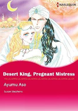 DESERT KING, PREGNANT MISTRESS (Harlequin comics)
