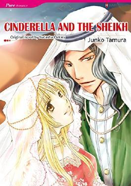 CINDERELLA AND THE SHEIKH (Harlequin comics)