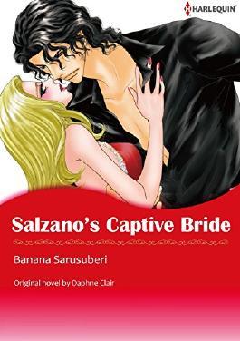 SALZANO'S CAPTIVE BRIDE (Harlequin comics)