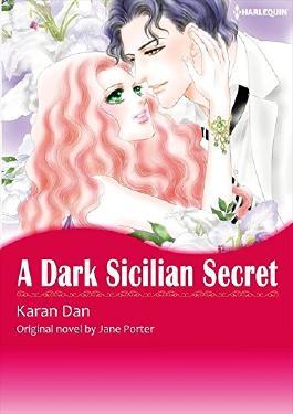 A DARK SICILIAN SECRET (Harlequin comics)