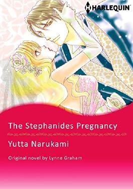 THE STEPHANIDES PREGNANCY (Harlequin comics)