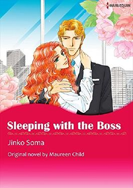 SLEEPING WITH THE BOSS (Harlequin comics)