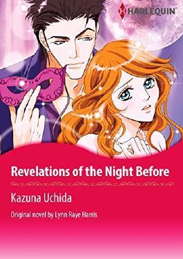 REVELATIONS OF THE NIGHT BEFORE (Harlequin comics)