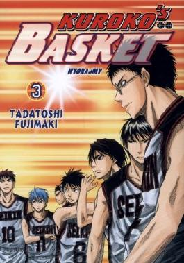 Kurokos Basket. Tom 3