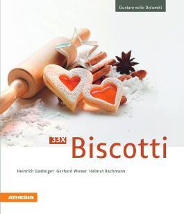 33 x Biscotti