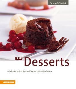 33 x Desserts