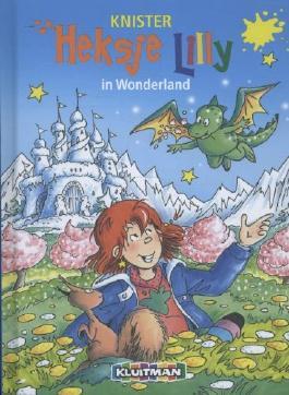 Heksje Lilly in Wonderland (Heksje Lilly 8+)