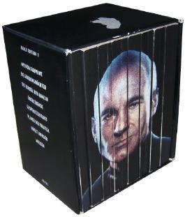 Star Trek - The Next Generation - Black Edition 1 - Jean-Luc Picard