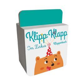 Klipp-Klapp-Klapperbuch - Im Zirkus