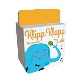 Klipp-Klapp-Klapperbuch - Musik