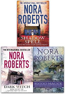 The Cousins O'Dwyer Trilogy 3 Book Collection Set by Nora Roberts (Dark Witch, Shadow Spell, Blood Magick)