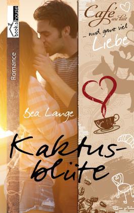 Café au Lait und ganz viel Liebe - Kaktusblüte