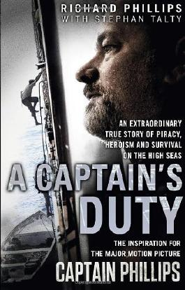 A Captain's Duty by Phillips, Richard (2013) Paperback