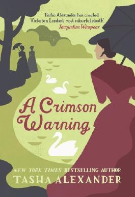 A Crimson Warning: Lady Emily 6 (Lady Emily Mysteries)