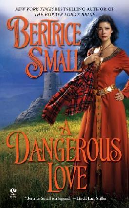 A Dangerous Love: Border Chronicles, Book 1