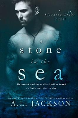 A Stone in the Sea (A Bleeding Stars Novel Book 1)