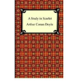A Study in Scarlet ( A STUDY IN SCARLET ) BY Doyle, Arthur Conan( Author ) on Jan-01-2005 Paperback