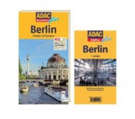 ADAC Reiseführer plus Berlin, m. CityPlan