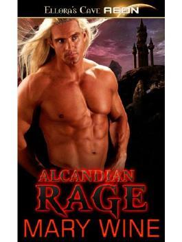 Alcandian Rage (Alcandians, Book Two): Alcandians Series, Book 2