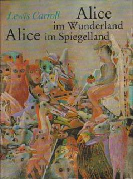 Alice im Wunderland - Alice im Spiegelland
