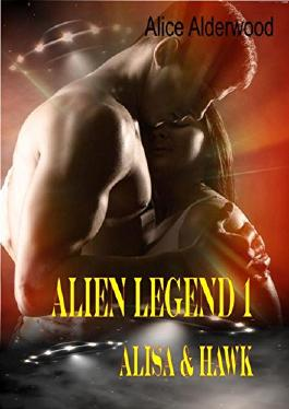 Alien Legend 1: Alisa & Hawk