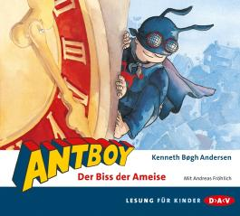 Antboy-der Biss der Ameise