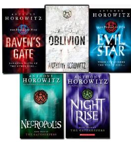 Anthony Horowitz Legends Collection 6 Books Set Battles & Quests, Beast Monsters [Paperback]