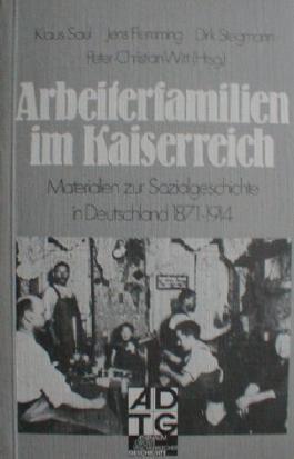 Arbeiterfamilien im Kaiserreich