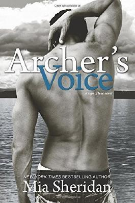 Archer's Voice by Sheridan, Mia (2014) Paperback