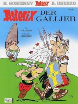 Asterix - Band Nr. 1 - Asterix der Gallier
