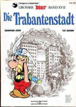 Asterix-Band 17 - Die Trabantenstadt
