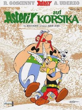 Asterix auf Korsika, Bd. 20