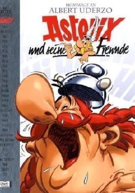 Asterix und seine Freunde: Hommage an Albert Uderzo von Vicar (2007) Gebundene Ausgabe