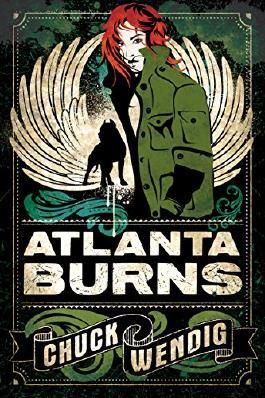Atlanta Burns (Atlanta Burns series Book 1)