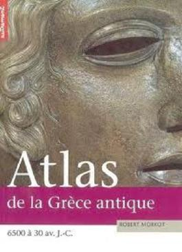Atlas de la Grèce antique