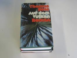 Auf dem Vulkan : Roman.