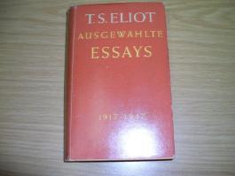 Ausgewählte Essays 1917-1947