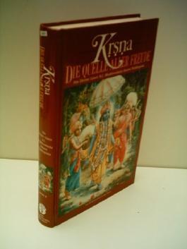 Author: A. C. Bhaktivedanta Swami - Krsna Die Quelle aller Freude - Band 2 - publisher: The BhaktivedantaBook Trust reg.