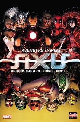 Avengers&X-Men: Axis