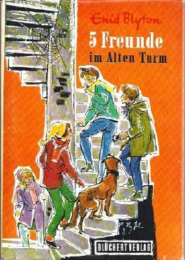 Fünf Freunde im alten Turm