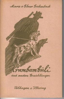 Krambambuli und andere Erzählungen